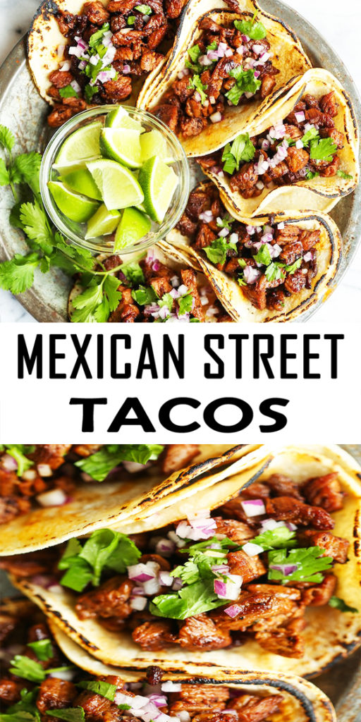 Mexican Street Tacos Recipe