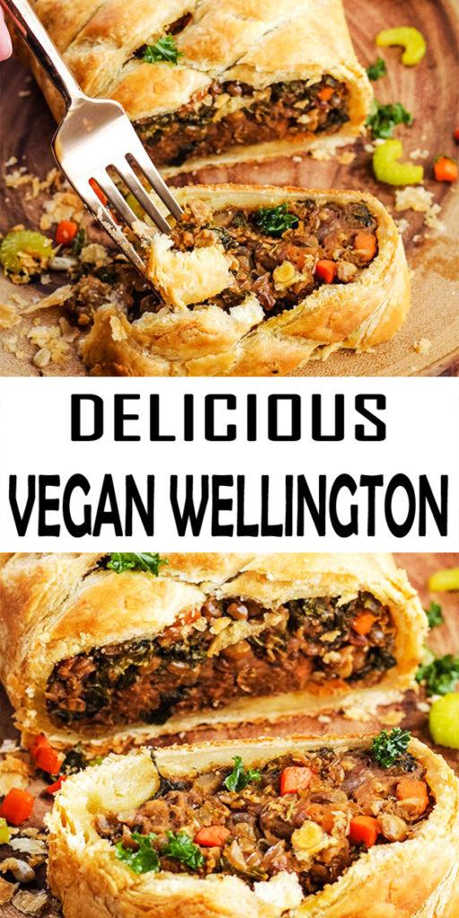 Vegan Wellington Recipe
